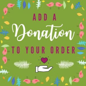 Add a Donation to Your Order